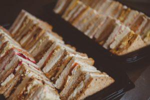 Wedding Buffet Luxury Sandwiches
