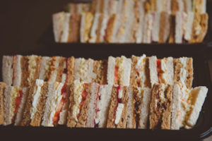 Luxury Sandwiches