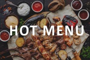 hot menu