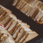 Sandwich platter platters party food buffet finger food catering cater Crawley West Sussex Surrey birthday funeral christening anniversary office
