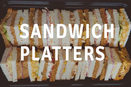 sandwich platters sussex
