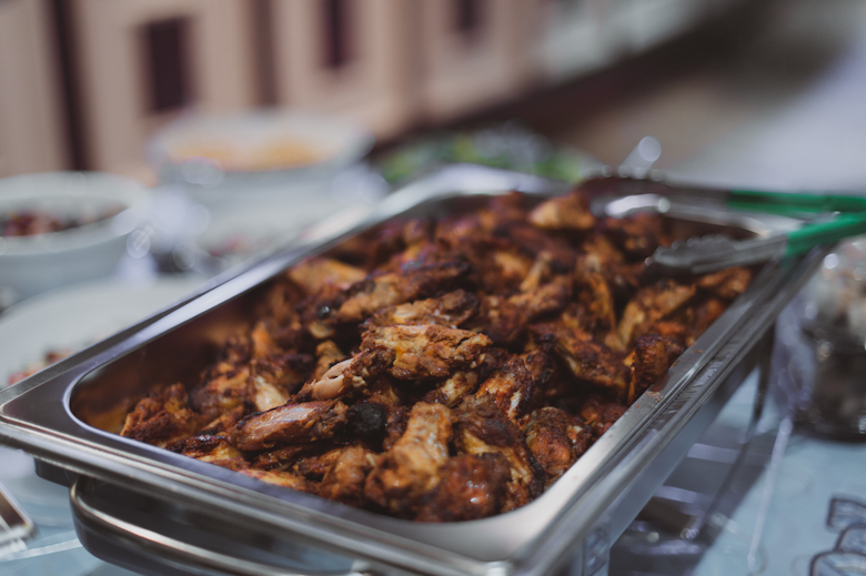 chicken wings on fire, catering, buffet,Crawley, West Sussex, Surrey party, hot food, wedding, funeral, birthday,