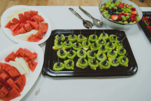 fruit selection 1, party food, catering Crawley, West Sussex, finger food, lovebeanbuffet Wedding buffet menu
